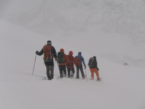 Mountain Experience winter training with Plas Y Brenin.